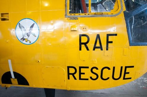© Michael Buckle - Royal Air Force • Sea King HAR3 • RAF Lossiemouth, UK