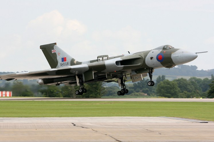© Mark Graham - Avro Vulcan B.2 • RAF Yeovilton, UK