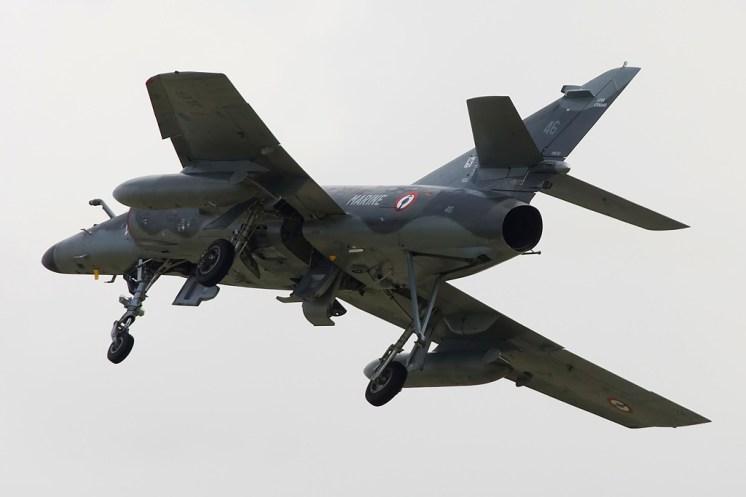 © Shaun Schofield - French Navy • Dassault-Breguet Super Étendard • RAF Yeovilton, UK