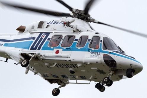 © Michael Lovering • AgustaWestland AW139 • JASDF Miho Air Festival 2014