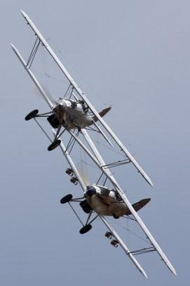 © Ben Montgomery - • • Duxford Flying Legends 2011