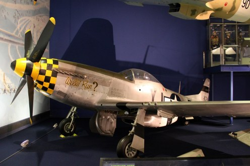 © Michael Lovering • North American P-51D Mustang • Smithsonian Air & Space - Washington DC