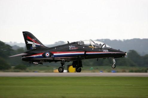 © Mark Graham - Royal Air Force • BAe Hawk T.1 • RAF Yeovilton, UK