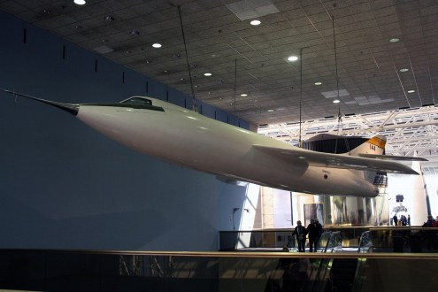 © Michael Lovering • Douglas D-558-2 Skyrocket • Smithsonian Air & Space - Washington DC