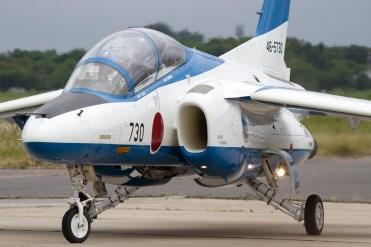 © Michael Lovering • Kawasaki T-4 • JASDF Miho Air Festival 2014