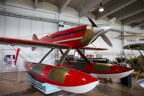© Adam Duffield • Macchi MC-72 MM181 • Italian Air Force Museum