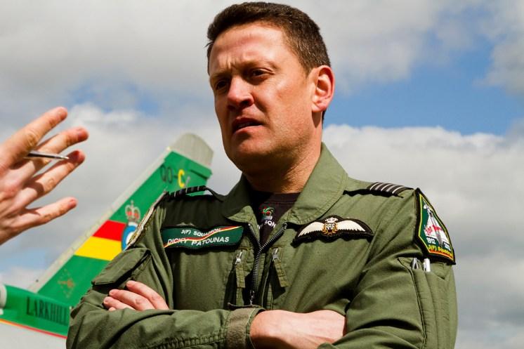 © Craig Sluman - Royal Air Force • 3 Squadron 100th Anniversary