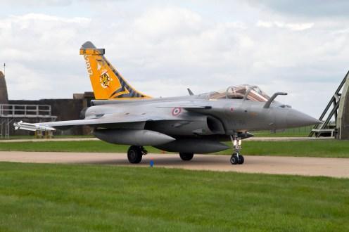 © Craig Sluman - French Air Force • Dassault Rafale C • 3 Squadron 100th Anniversary