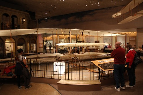 © Michael Lovering • 1903 Wright Flyer I • Smithsonian Air & Space - Washington DC