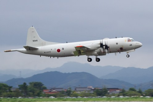 © Michael Lovering • Lockheed P-3C Orion • JASDF Miho Air Festival 2014