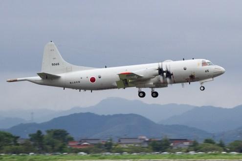 © Michael Lovering • Lockheed P-3C Orion • JASDF Miho Air Festival 2014