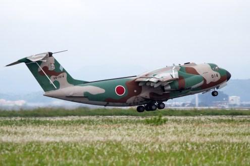 © Michael Lovering • Kawasaki C-1 • JASDF Miho Air Festival 2014