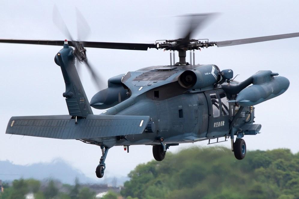 © Michael Lovering • Mitsubishi UH-60J • JASDF Miho Air Festival 2014