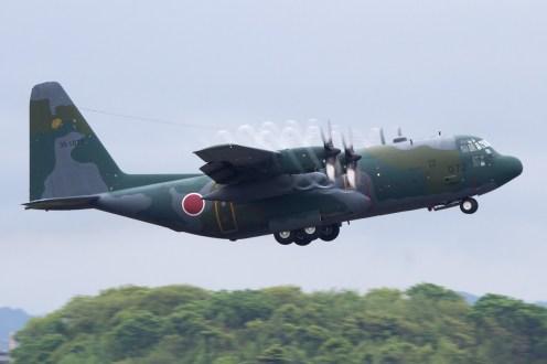 © Michael Lovering • Lockheed Martin C-130H Hercules • JASDF Miho Air Festival 2014