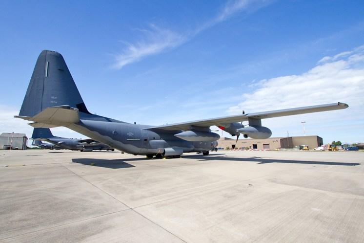 © Ben Montgomery - Lockheed Martin MC-130J Commando II • 67th Special Operations Squadron • 352nd SOG Expansion