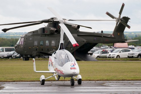 © Duncan Monk • Static Display • Abingdon Air & Country Show 2015