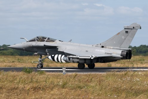 © Duncan Monk • French Navy Rafale • NATO Tiger Meet 2014