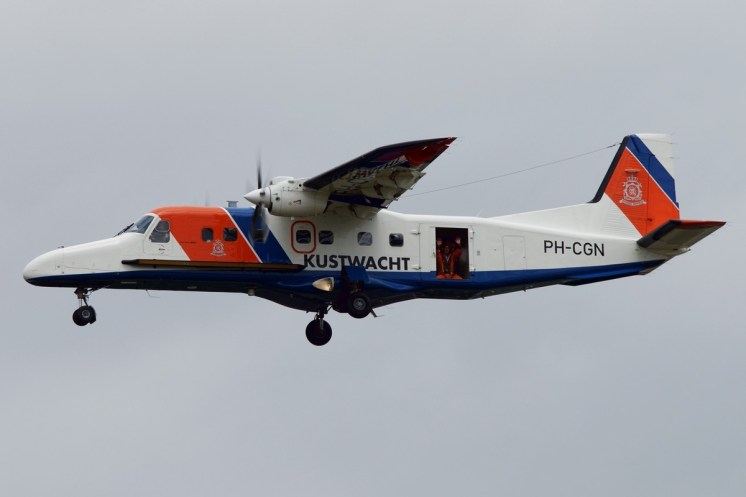 © Jamie Ewan • Dutch Coastguard Dornier Do.228 PH-CGN • Luchtmachtdagen 2014