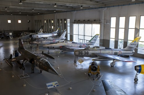 © Adam Duffield • Hangar Skema • Italian Air Force Museum
