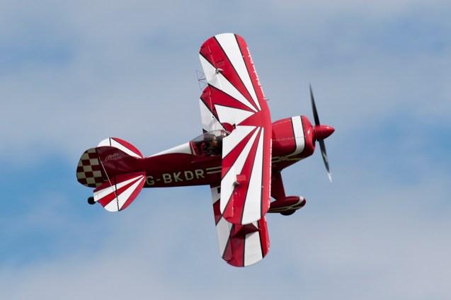 © Duncan Monk • Lauren Richardson Pitts S-1 • Throckmorton Air Show