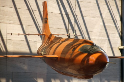 © Michael Lovering • Bell X-1 Glamorous Glennis • Smithsonian Air & Space - Washington DC