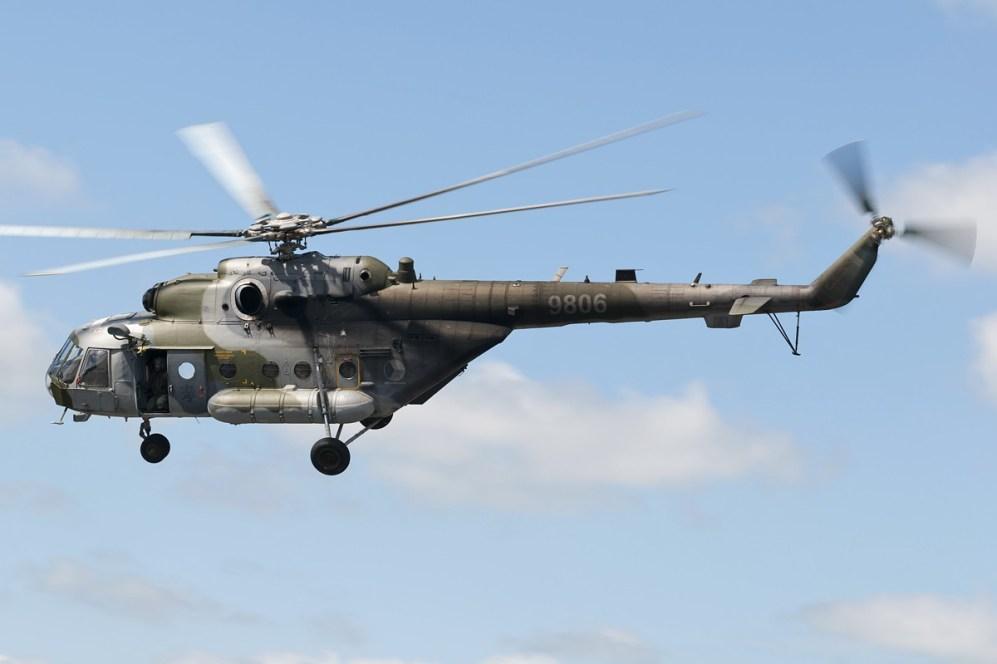 © Duncan Monk • Czech Air Force Mi-8 • NATO Tiger Meet 2014