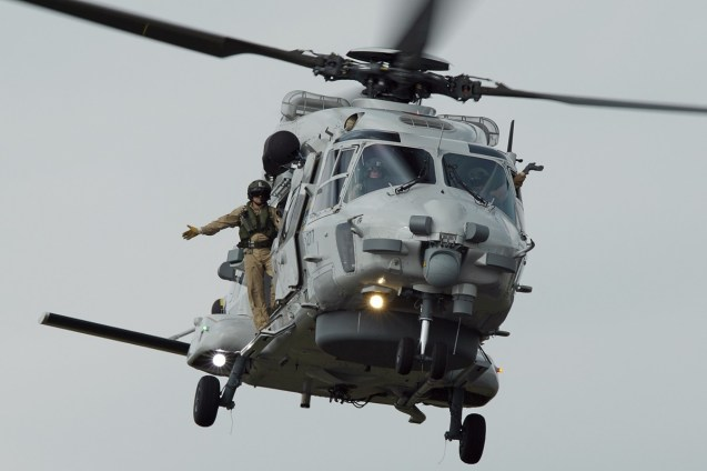 © Jamie Ewan • NH Industries NH-90 N-277 • Luchtmachtdagen 2014