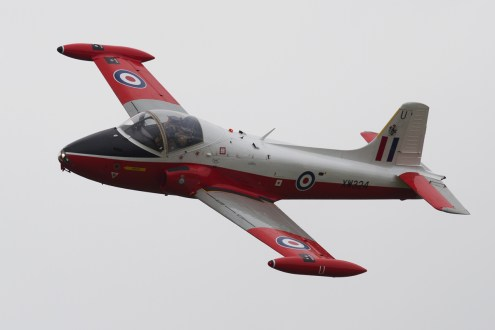 © Mic Lovering • Jet Provost • RAF Cosford Air Show 2015
