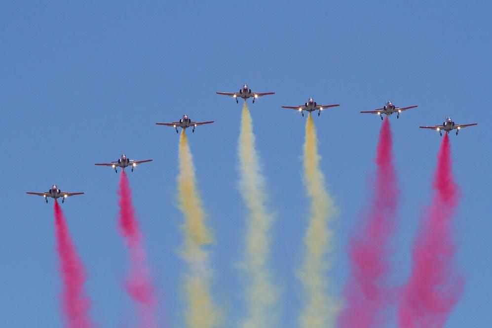 © Jason Grant • Marrakech Airshow 2014