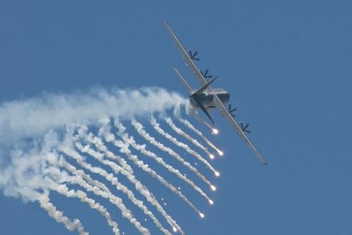 © Duncan Monk • RDAF C-130J • RDAF Karup Airshow 2014