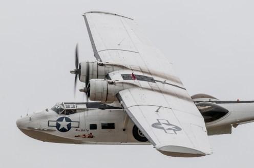 © Duncan Monk • PBY Catalina G-PBYA • Duxford VE Day 70th Anniversary Airshow