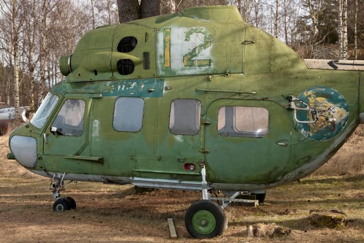 © Duncan Monk • Aeroseum - Göteborg, Sweden • PZL-Swidnik Mi-2
