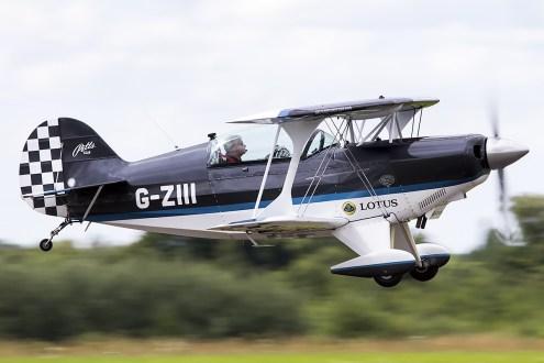 © Adam Duffield • Wildcat Aerobatics Pitts S-2 • Old Buckenham Airshow 2014