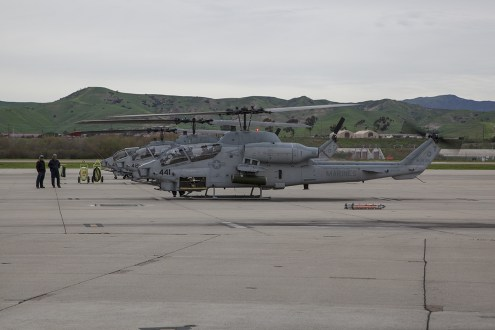 © Jason Grant • Bell AH-1W Cobra • Marine Corps Base Camp Pendleton