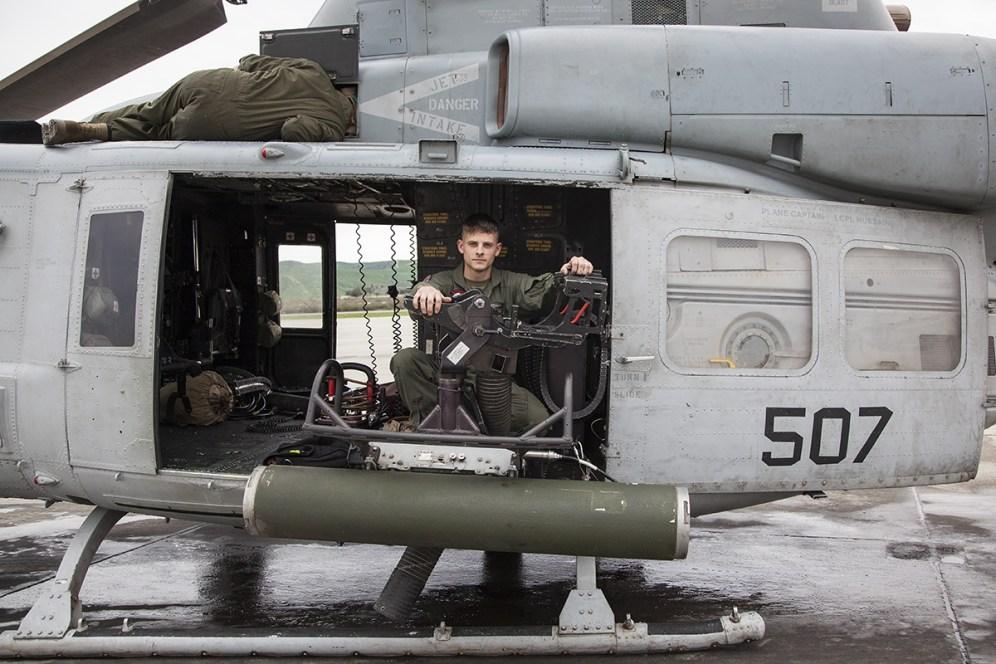 © Jason Grant • Bell UH-1Y Venom Crew • Marine Corps Base Camp Pendleton