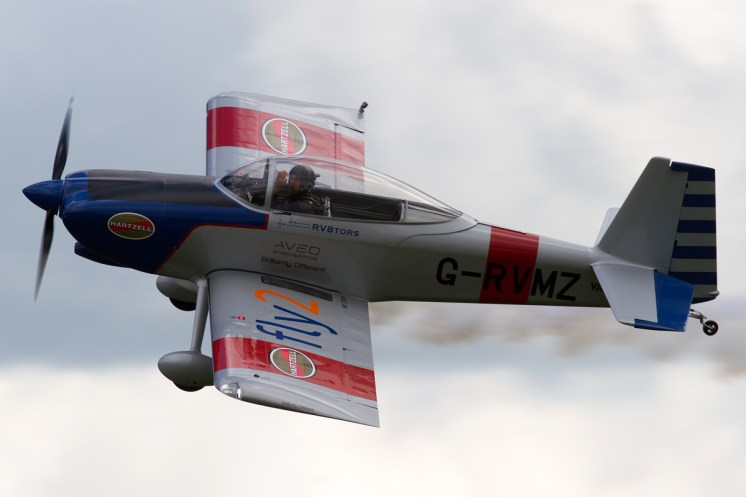 © Michael Lovering • RV8tors • Abingdon Air & Country Show 2015