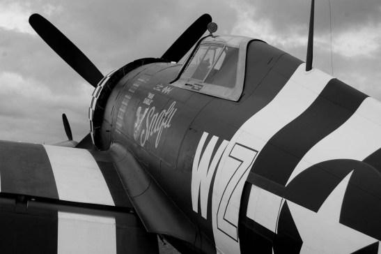 © Steve Smith - Republic P-47G Thunderbolt • 8th Air Force