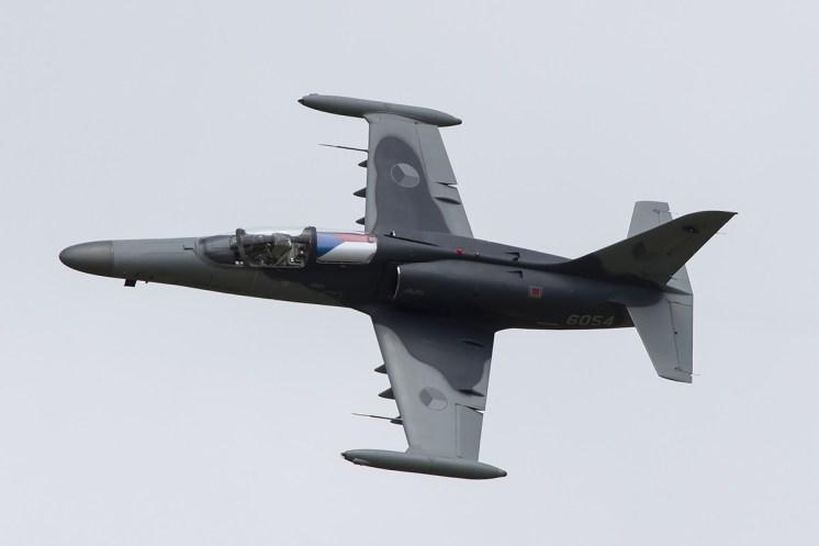 © Adam Duffield • Czech Air Force L-159A Alca 6054 • Luchtmachtdagen 2014