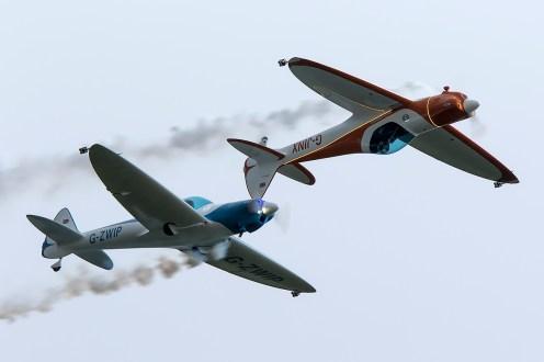© Adam Duffield • Twister Aerobatics Team • Abingdon Air & Country Show 2015