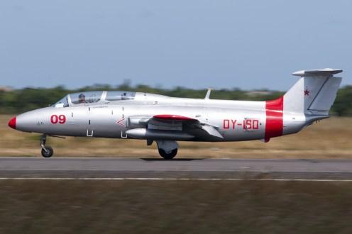 © Duncan Monk • L-29 Delphin • RDAF Karup Airshow 2014