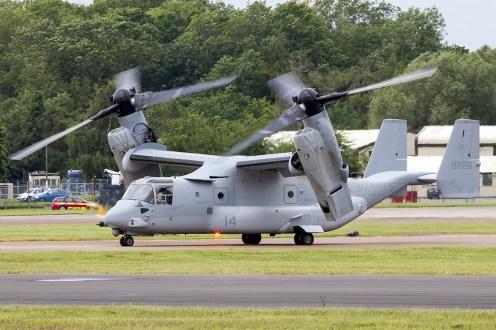 © Adam Duffield • Bell-Boeing MV-22B Osprey
