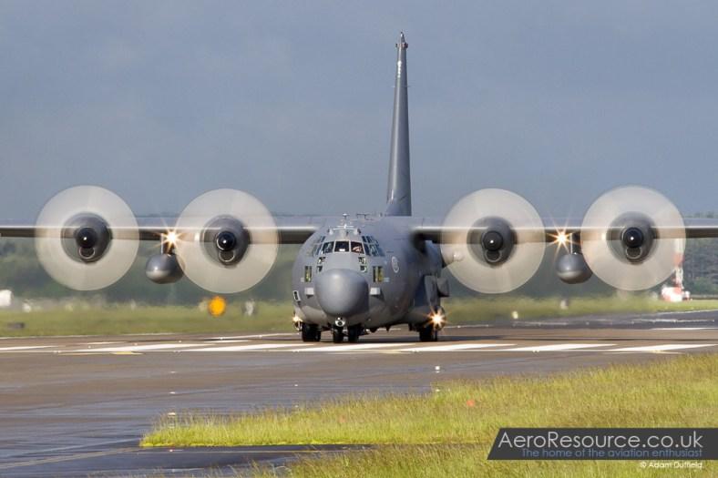 © Adam Duffield • MC-130H Combat Talon II 88-0195 • 352nd Special Operations Wing