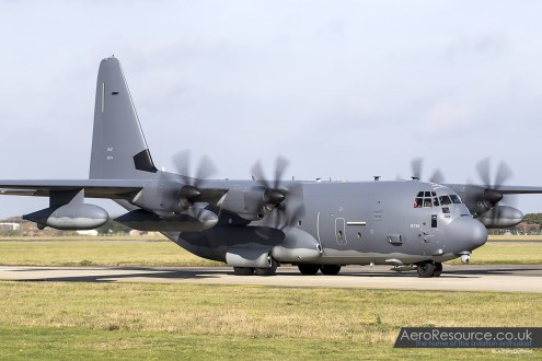 © Adam Duffield • MC-130J Commando II 10-5714 • 352nd Special Operations Wing