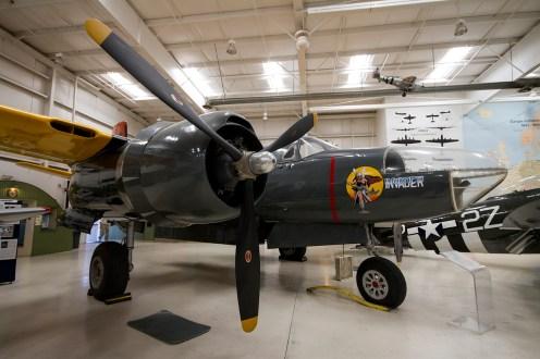 © Adam Duffield • Douglas A-26C Invader N9425Z • Palm Springs Air Museum