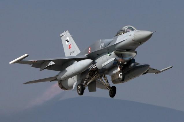 © Mark Kwiatkowski • TuAF F-16C 07-1012 • Anatolian Eagle 2015