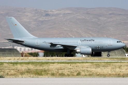 © Mark Kwiatkowski • GAF A310 MRTT 10-27 • Anatolian Eagle 2015