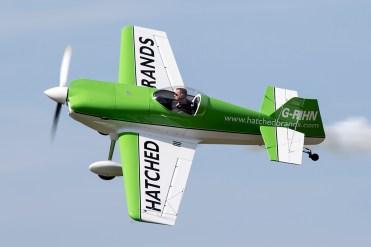 © Adam Duffield • Rihn DR-107 G-RIHN • Old Buckenham Airshow 2015