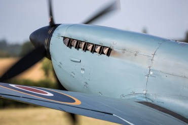 © Harry Measures • Supermarine Spitfire PR XI • Shuttleworth Military Pageant