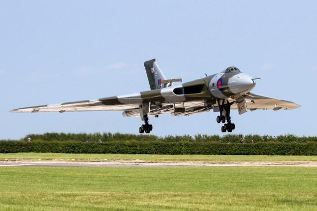 © Adam Duffield • Avro Vulcan B2 XH558 • Vulcan XH558 Restoration Part 2