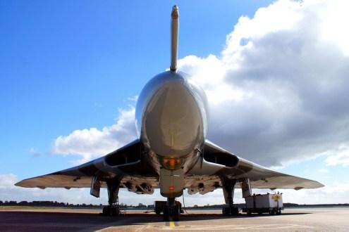 © Jamie Ewan • Avro Vulcan B2 XH558 • Vulcan XH558 Restoration Part 2